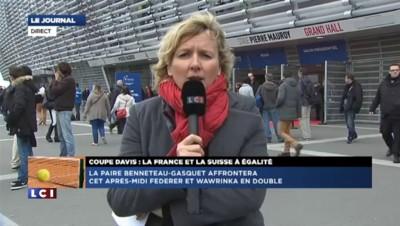 """Coupe Davis : Benneteau et Gasquet alignés, """"un coup de théâtre"""""""