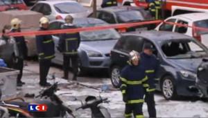 Explosion devant un tribunal à Athènes