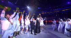 Le 20 heures du 1 février 2015 : Mondial de handball : les meilleures images - 3002.850950439453
