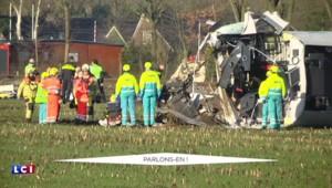 Pays-Bas : un accident de train fait un mort et plusieurs blessés