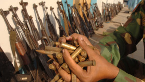 Archives : stock d'armes