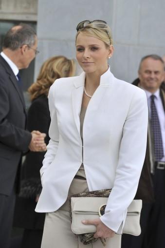 Mariage princier Albert II de Monaco et Charlene Wittstock