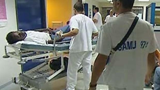 chikungunya réunion urgences hopital