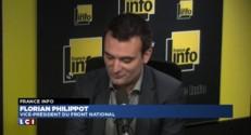 """Chômage : Une """"hausse minimisée"""" d'après Philippot"""