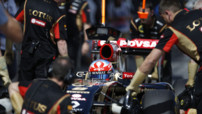 F1 - Australie 2014 - qualifications Grosjean