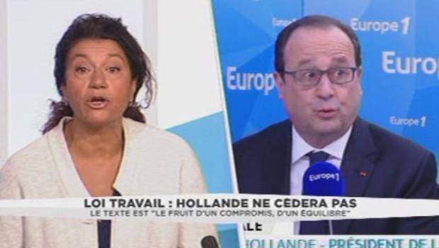 """François Hollande, """"un candidat plutôt qu'un président de la République"""" ? (17/05)"""