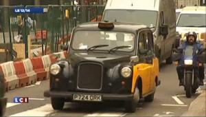 Les taxis noirs de Londres vont-ils disparaître ?