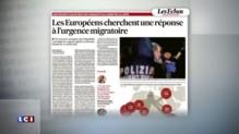 Migrants : urgence en Europe, chaos en Libye... La revue de presse du 21 avril 2015