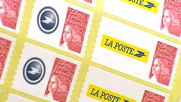 timbre poste