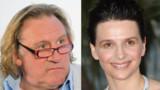 """Juliette Binoche : """"Gérard Depardieu a peut-être été blessé dans sa masculinité"""""""