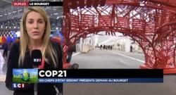 """COP21 : """"150 chefs d'État et de gouvernement seront au Bourget, demain"""""""