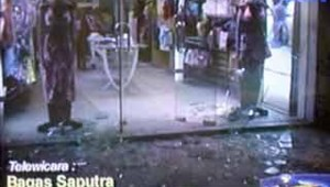 explosion Bali