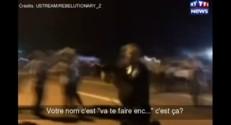 Ferguson: un policier menace de mort et insulte un manifestant