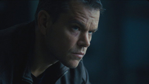 Matt Damon dans Jason Bourne