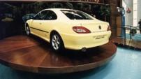 PEUGEOT 406 Coupé 3.0i V6 Settant'anni - 2000