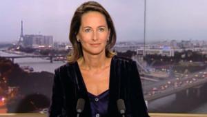 Ségolène Royal invitée du 20 heures (15 septembre 2008)
