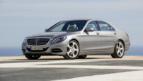 La Mercedes Classe S gnration &quot;W 222&quot; disponible  l'automne 2013.
