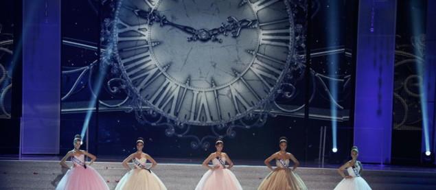 """Tableau """"Cendrillon"""" de l'élection de Miss France 2014"""