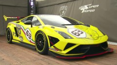 2013 Lamborghini LP570-4 Super Trofeo