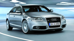 Audi A6 et RS6 berline : petite mise  jour