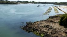 Etel, dans le Morbihan.