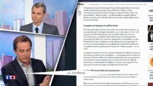 """""""Panama papers"""" : l'ex-fonds d'investissement de DSK cité, lui nie en bloc"""