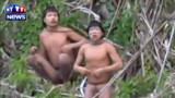 """Des Indiens """"isolés"""" entrent en contact avec la civilisation : des images incroyables"""