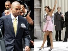 People : Mariage civil pour Eva Longoria et Tony Parker !