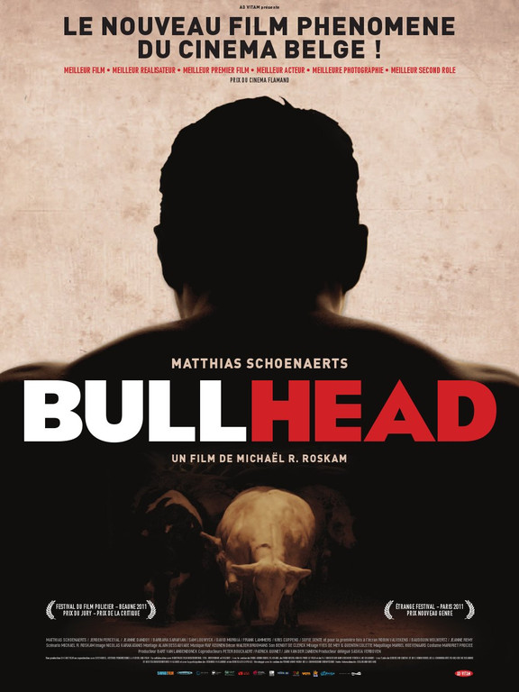 Affiche provisoire du film Bullhead