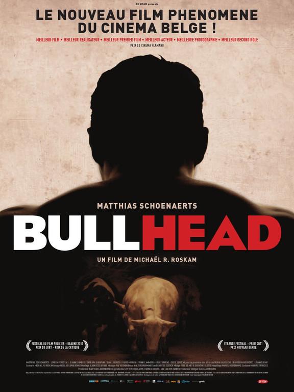 Affiche provisoire du film Bullhead