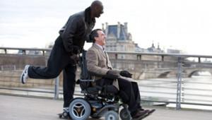 """Dixième évènement. """"Intouchables"""" avec François Cluzet et Omar Sy a été le carton du box office français avec 18 millions d'entrée."""