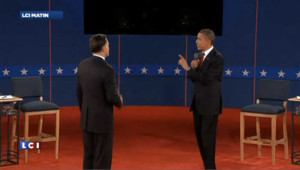 Elections USA 2012 : les meilleurs moments du débat Obama-Romney