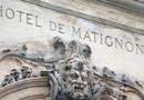 L'hôtel de Matignon, la résidence du Premier ministre. TF1/LCI