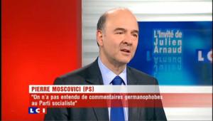 LCI - Pierre Moscovici est l'invité politique de Julien Arnaud