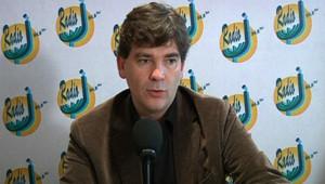 Le député PS Arnaud Montebourg
