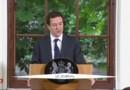 """Le Royaume-Uni ne quittera l'UE """"qu'au moment opportun"""", annonce le ministre des Finances britannique"""