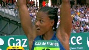 TF1/LCI : La sprinteuse américaine Marion Jones