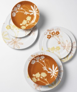 Assiettes Meadow - Auchan