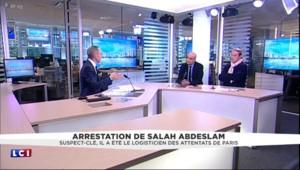 """Abdeslam arrêté : """"Les enquêteurs vont pouvoir remonter les cellules dormantes"""""""