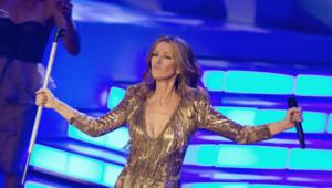 Céline Dion en mars 2011 à Las Vegas