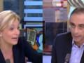 Eric Zemmour dans l'émission d'Audrey Crespo-Mara sur LCI, lundi 24 novembre 2014
