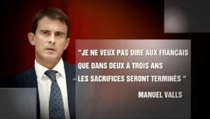 Le 20 heures du 29 décembre 2014 : Homme de l'année pour El Mundo, Manuel Valls demande des sacrifices - 1098.979