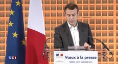 "Macron promet des amendements ""et le secret des sources"""