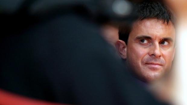 Manuel Valls PS