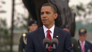 obama discours colleville