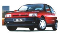 SEAT Ibiza 1.5 GLX - 1990