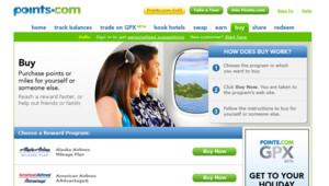site points.com miles air france