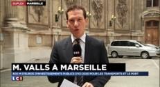 A Marseille, Manuel Valls vient faire sa pédagogie