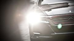 Citroën Numero 9 Concept teaser 2012 2