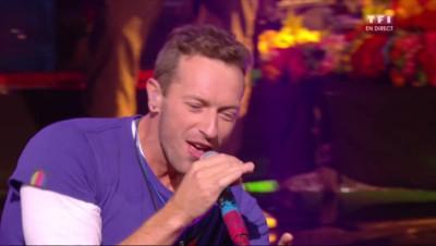 Coldplay en direct de Cannes NMA2015